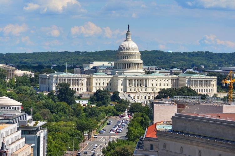 Usa-washington-shutt 113738845 in US-Kongresswahlen: Nur noch wenige Rennen offen