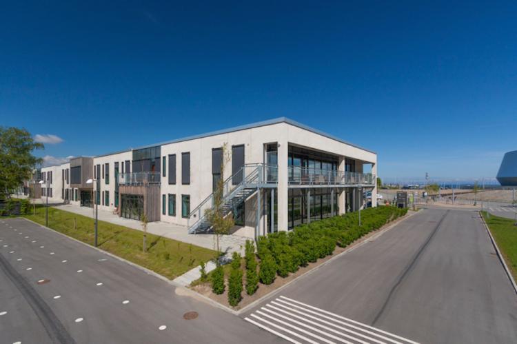 2016 10 25 Immobilie Kastrup Daenemark-Kopie in Doric erweitert offenen Spezialfonds