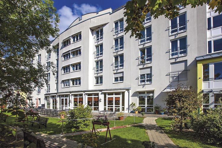 Immac-Pflegeheim in Augsburg, Objekt des 73. Renditefonds