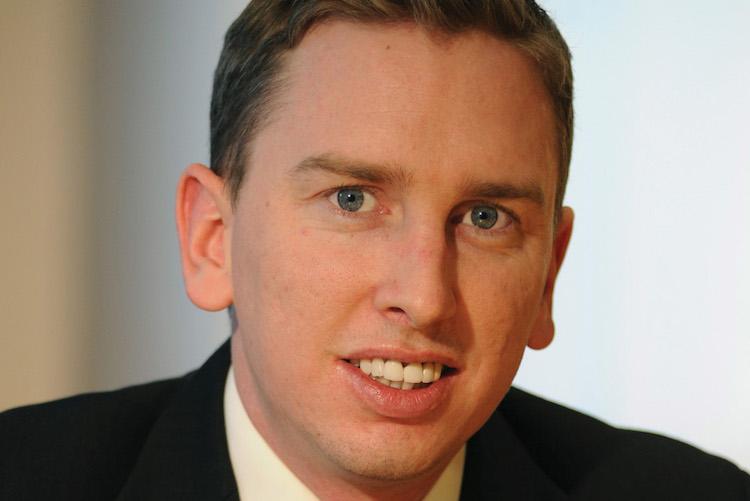 Anthony Doyle sieht die Niedrigzinspolitik der Notenbank extrem kritisch.