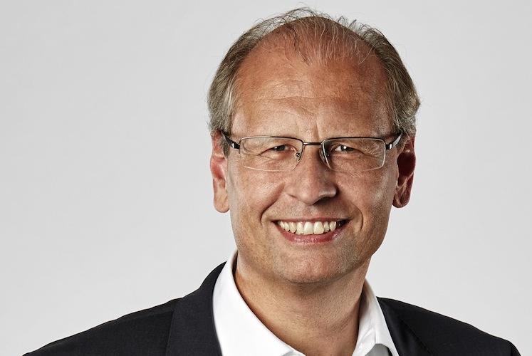 Marcus Nagel, Vorstandsvorsitzender der Zurich Gruppe Deutschland
