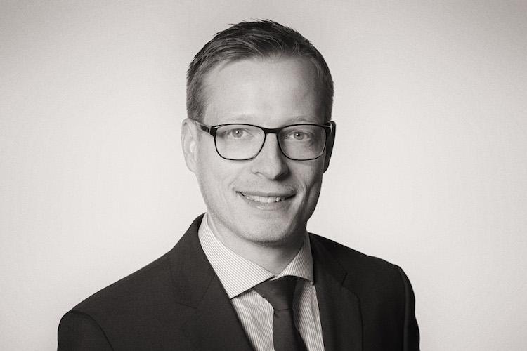 Patrick Brinker in Patrick Brinker erweitert Geschäftsführung von redos