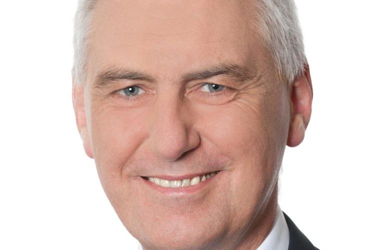 Jochen Schenk, Vorstand der Real I.S. AG