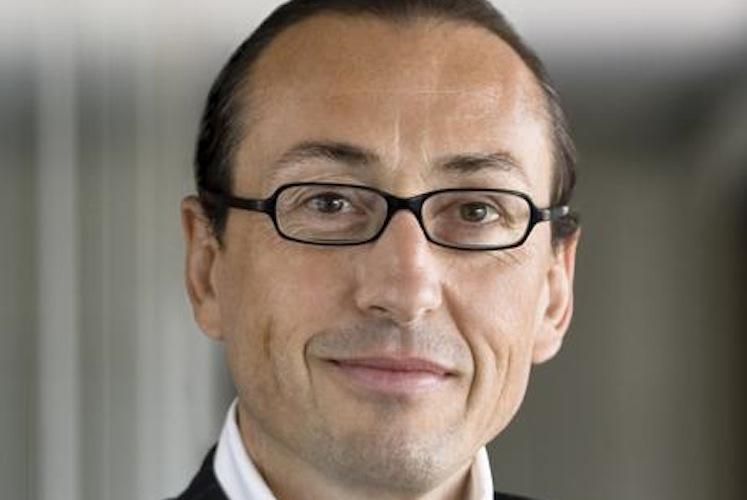 Patrizia-Vorstandschef Wolfgang Egger