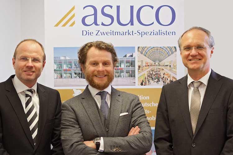 """Asuco-Geschaeftsfuehrung in G.U.B. Analyse: """"A+"""" für asuco Zweitmarktzins 01-2016"""