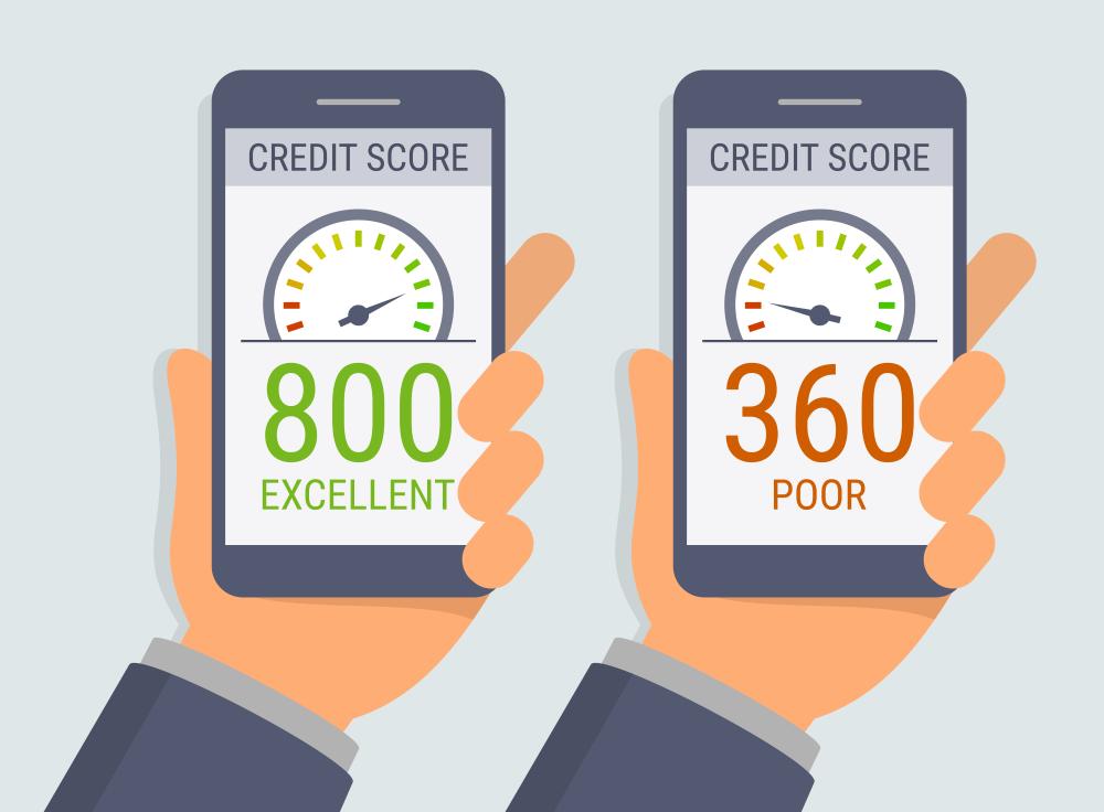 Credit-score in Viele Verbraucher zahlen zu viel für ihren Kredit!