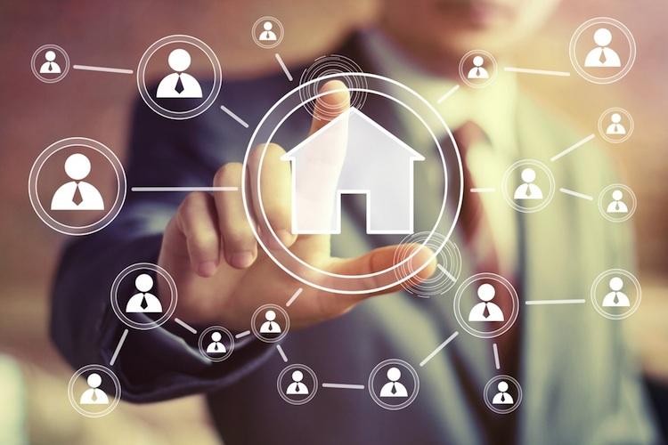 Haus-digitalisierung-shutt 283593971 in Proptech: Wie verändern die neuen Technologien die Jobanforderungen?