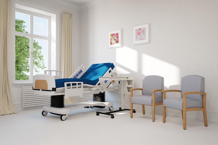 Pflege-pflegeimmobilie-heim-shutterstock 259566890-Kopie in Immac kauft weiteres Pflegeheim inklusive Betrieb