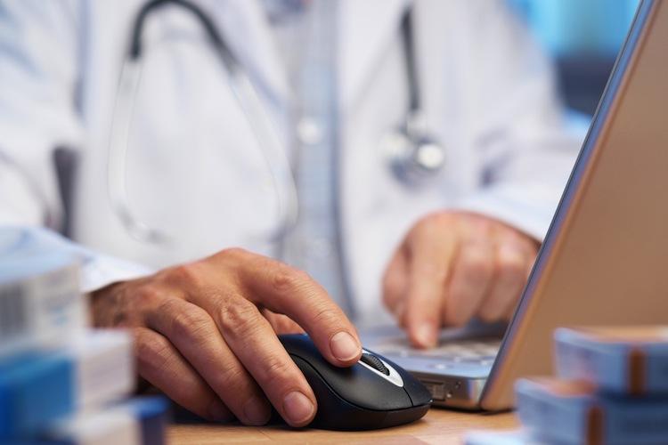 Shutterstock 40118056 in Axa ermöglicht digitalen Arztbesuch