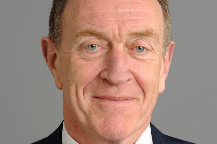 Michael H. Heinz, Präsident des Bundesverbandes Deutscher Versicherungskaufleute (BVK)