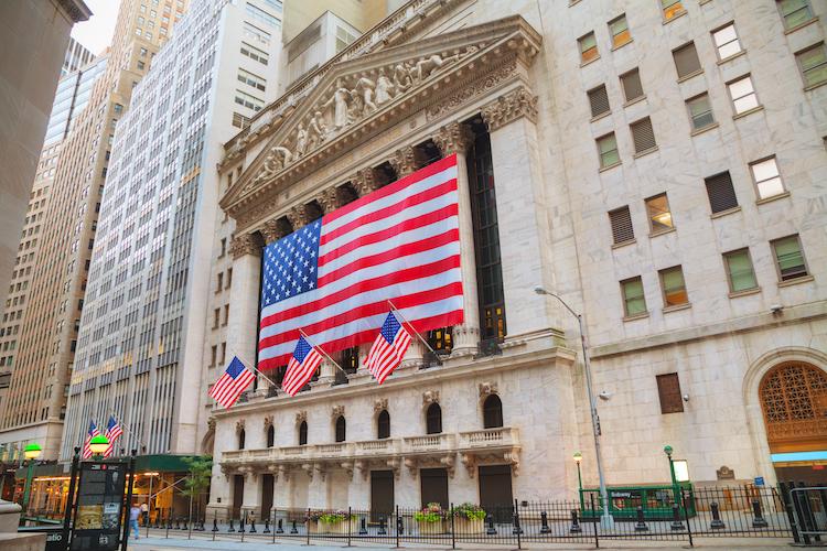 NYSE in Trumps Pläne für Aktien bestimmter Branchen förderlich