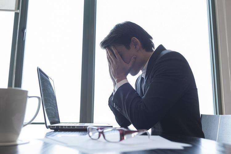 Shutterstock 295782335 in Beruflicher Stress immer noch Tabu-Thema