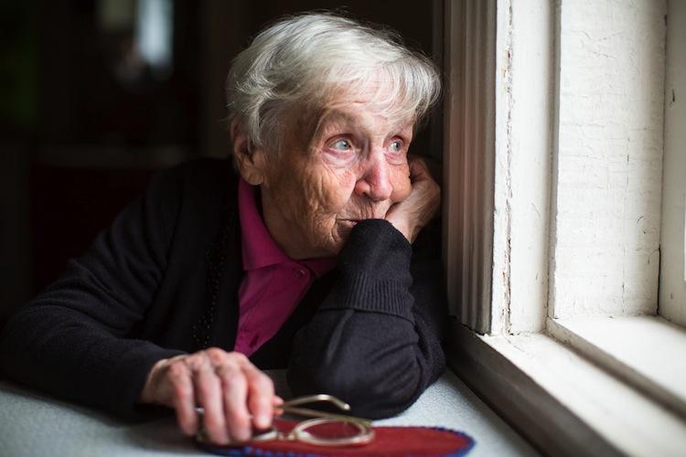 Shutterstock 521175373 in Umfrage: Viele fürchten sich vor Armut im Alter