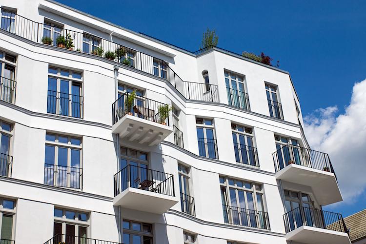 Wohnhaeuser in Zinshäuser: C- und D-Städte überflügeln die Metropolen