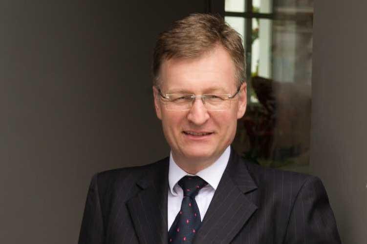 Dr. Bernd Ital, Vorstandsvorsitzender ZBI