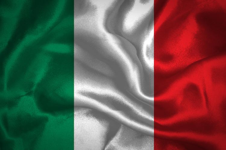 Italien in Italien steht wieder auf der Kippe