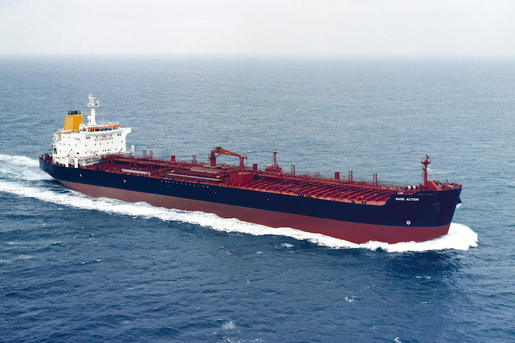 in Schifffahrt: Ernst Russ (ex HCI) steigt bei Marenave ein