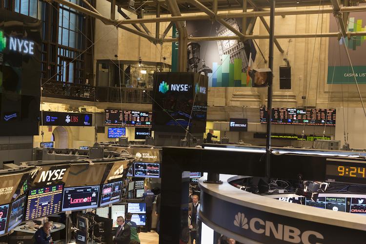 Die Wall Street wird derzeit von positiven Konjunkturdaten unterstützt.