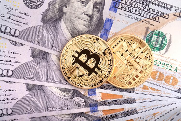 Bitcoins sind im Moment stark gefragt.