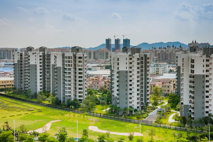 China-wohnhaus-haus-shutterstock 306560318 in Preisauftrieb bei Chinas Immobilien schwächt sich ab