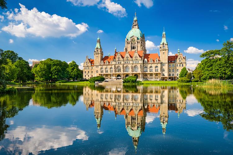 Hannover-shutterstock 433266160 in Steigende Immobilienpreise in Niedersachsen