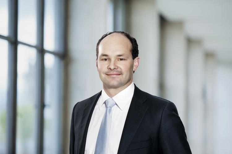 Markus Leibundgut ist seit 2012 für Swiss Life tätig.
