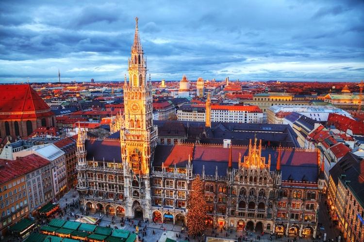 Muenchen-shutt 500478295 in Bayerische Städte weisen dynamische Immobilienmärkte auf
