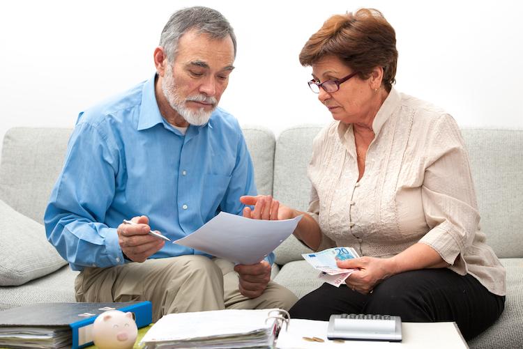 Rentner: Einkommensteuer verdoppelt sich
