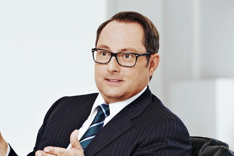 """Eric Bussert, Hanse Merkur: """"Der hybride Kunde will auf den unterschiedlichsten Kanälen mit uns kommunizieren, beraten werden und 'einkaufen'."""""""