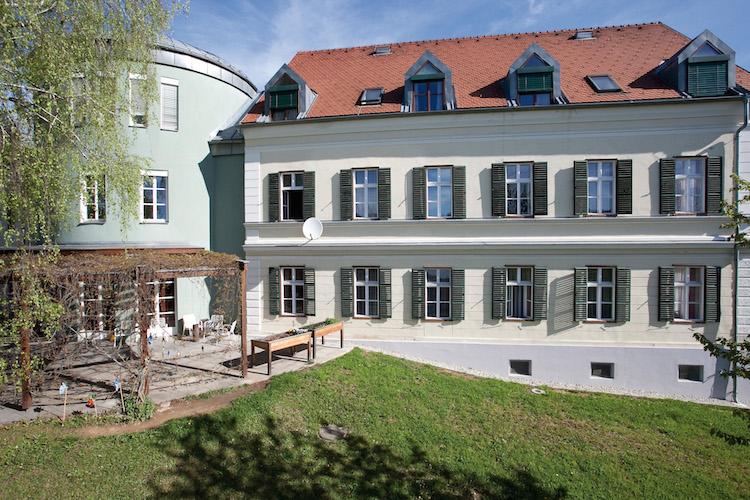 Immac-Objekt in Heiligenkreuz aus dem Fonds Austria X