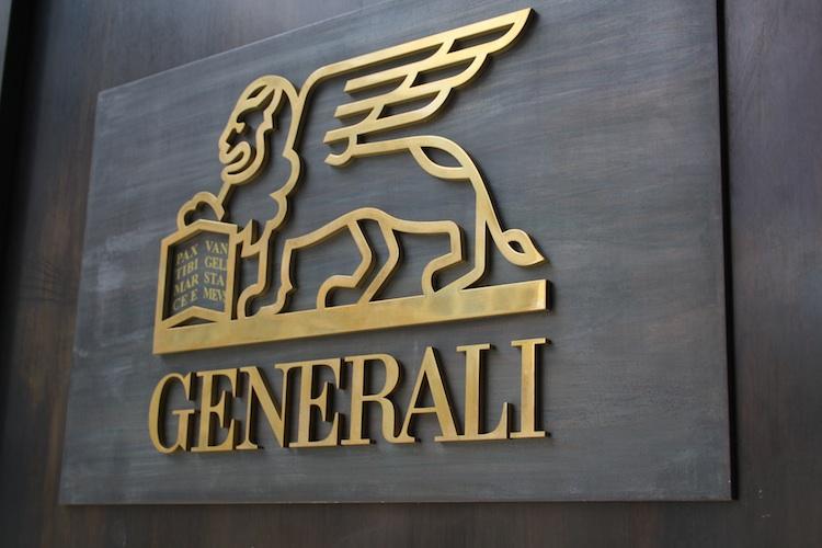 Generali Logo in Generali-Verwaltungsrat berät über Intesa-Vorstoß