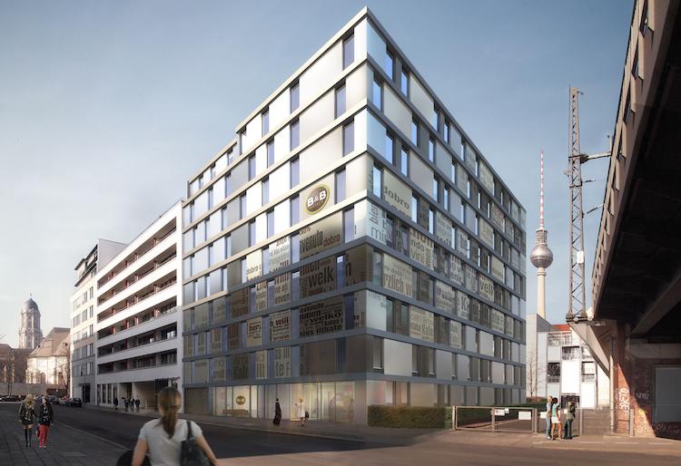 PATRIZIA Berlin Hotel BB Voltairestrasse-Kopie in Patrizia kauft sechs Hotels für Immobilienfonds