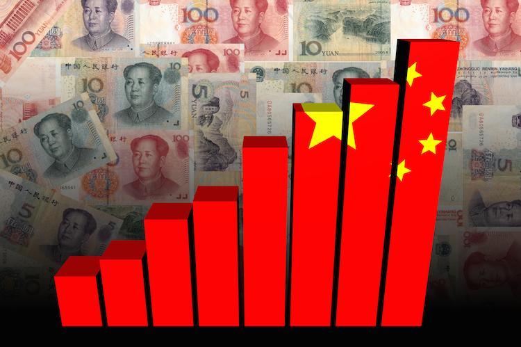 Yuan in China wertet Yuan auf