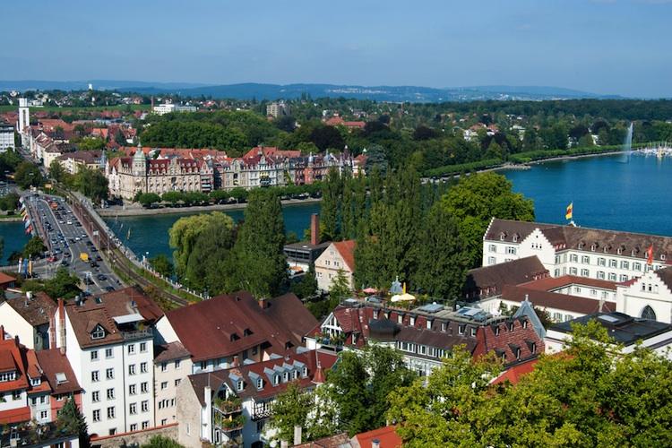 Konstanz Bodensee Shutt 82431058 in Mittelstädte: Wo die Mieten am höchsten sind