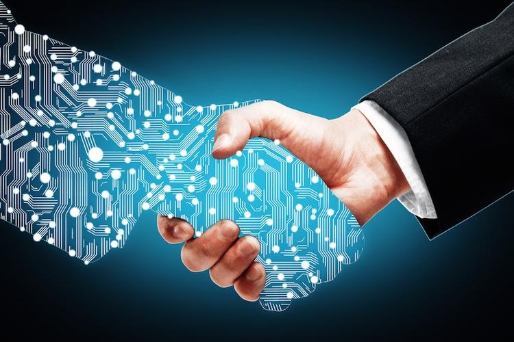 Shutterstock 465653942 in Kunden offen für Digitalisierung – Berater bleibt wichtig