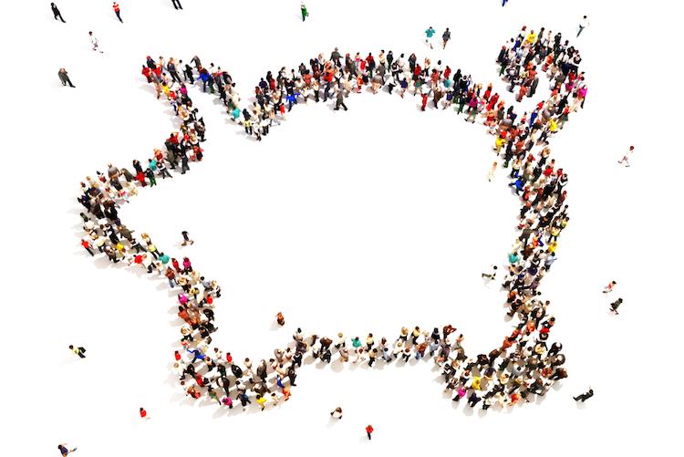 Sparschwein-haus-crowdinvesting-crowdfunding-crowdinvestment-shutterstock 205082920 in Crowdinvestments: Bei einem Mal bleibt es nicht