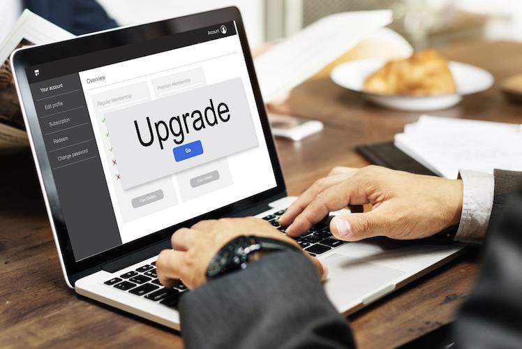 Webseite-makler in BVI erneuert und erweitert Webseite