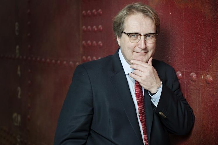 Dr. Thorsten Teichert, CEO der Lloyd Fonds AG