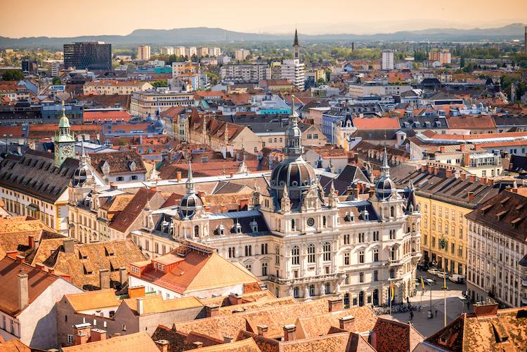 Graz in So viel Miete sparen Studenten in der Alpen-Republik