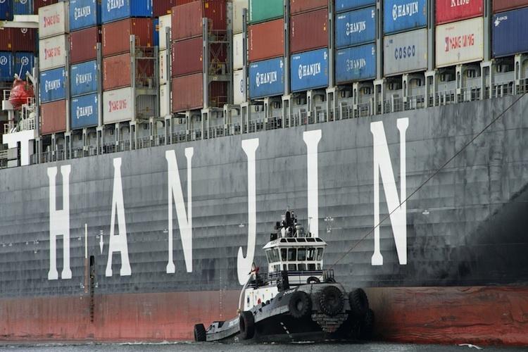 Insolvente Reederei Hanjin wird endgültig aufgelöst
