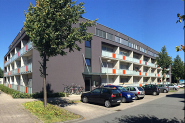 Patrizia Fondsobjekt: Studentenwohnheim in Münster