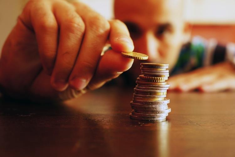 Sparen-Geldanlage