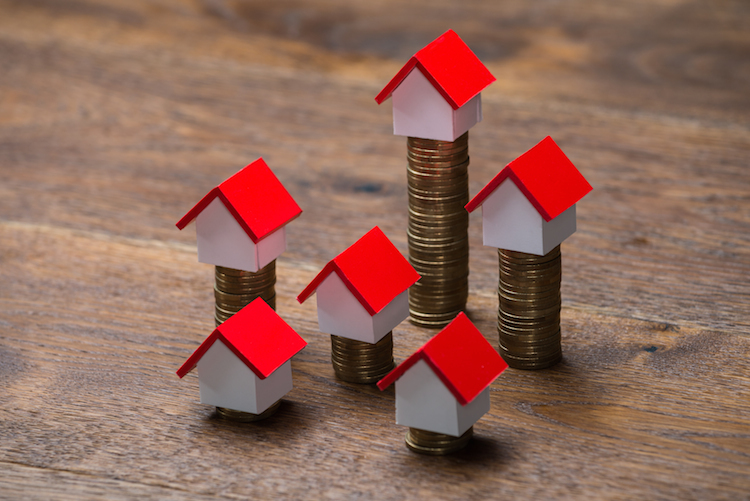 Sparkassen im Osten finanzieren weniger Immobilien