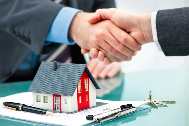 Immobilie privat veräußern