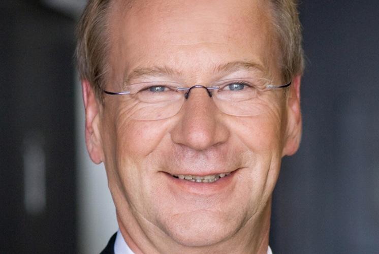 Uwe Laue, Vorstandsvositzender der Debeka VErsicherungsgruppe