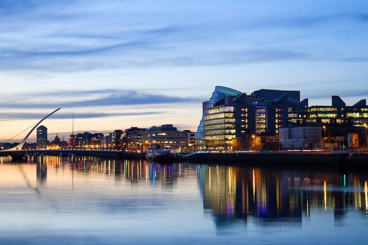 Dublin in Brexit: JP Morgan prüft Dublin als neuen Standort
