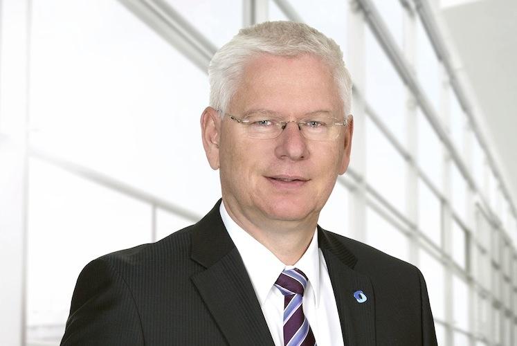 Frank Kersten, Vorstandsvorsitzender der Stuttgarter Versicherungen