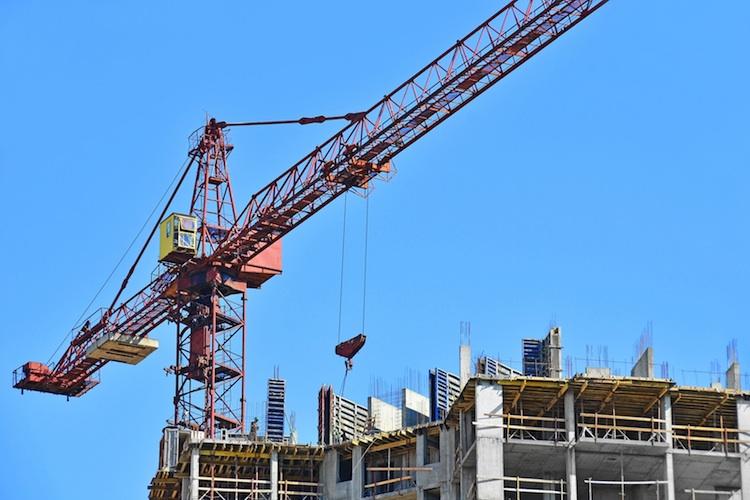 Baugenehmigungen klettern auf Höchststand seit 1999