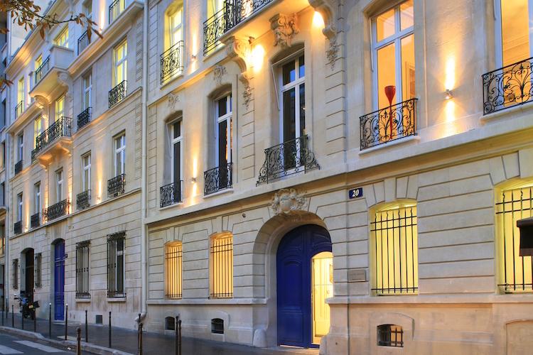 in Real I.S. verkauft Bürohaus in Paris aus Spezialfonds