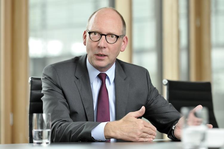 Talanx-Jo Rn Stapelfeld-163a in Talanx Systeme: Vorstandschef Stapelfeld geht